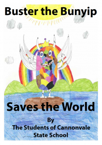 BUNYIP SAVES THE WORLD… Starting in Cannonvale